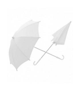 Αξεσουάρ μεταμφίεσης - Ομπρέλα Λευκή 60cm από το looklike.gr