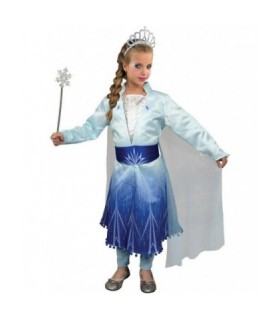 Στολή Πριγκίπισσα του Πάγου με Παντελόνι