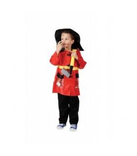 Παιδική Στολή Πυροσβέστης για αγόρια από το looklike.gr