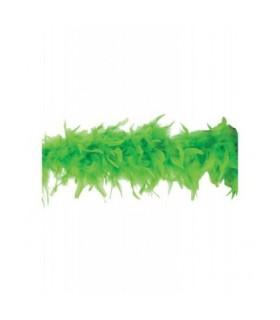 Αξεσουάρ μεταμφίεσης - Ανοιχτό Πράσινο Μποά από το looklike.gr