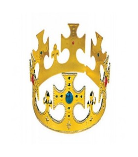 Αξεσουάρ μεταμφίεσης - Στέμα Βασιλιά από το looklike.gr