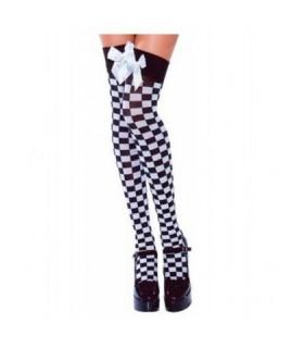 Αξεσουάρ μεταμφίεσης - Κάλτσες Σκακιέρα από το looklike.gr