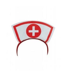 Αξεσουάρ μεταμφίεσης - Καπέλο Νοσοκόμας από το looklike.gr
