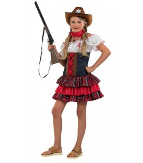 Παιδική Στολή Καουμπόισσα για κορίτσια από το looklike.gr