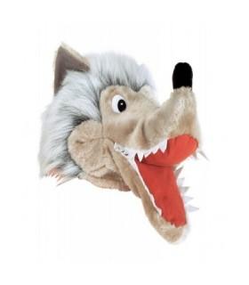 Αξεσουάρ μεταμφίεσης - Καπέλο Λύκου Με Γούνα από το looklike.gr