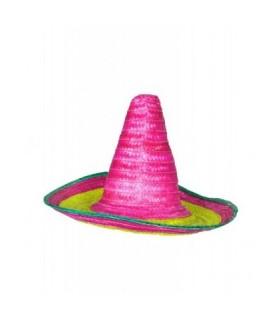 Αξεσουάρ μεταμφίεσης - Ψάθινο Καπέλο Μεξικάνου (50εκ.) από το looklike.gr