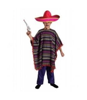 Παιδική Στολή Μεξικάνος για αγόρια από το looklike.gr