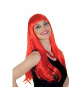 Αξεσουάρ μεταμφίεσης - Περούκα Lola Κόκκινη από το looklike.gr