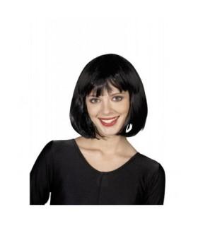 Αξεσουάρ μεταμφίεσης - Περούκα Cecile Μαύρη (10) από το looklike.gr