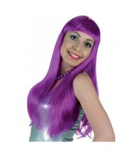 Αξεσουάρ μεταμφίεσης - Περούκα Lola Μωβ από το looklike.gr