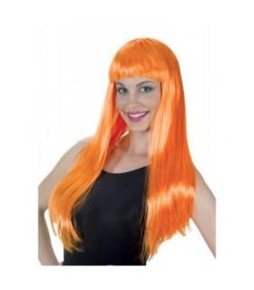 Αξεσουάρ μεταμφίεσης - Περούκα Lola Πορτοκαλί (24) από το looklike.gr