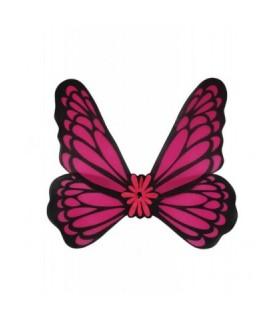 Αξεσουάρ μεταμφίεσης - Φούξια Φτερά Πεταλούδας από το looklike.gr