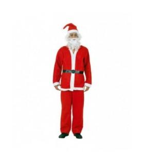 Ανδρική Χριστουγεννιάτικη Στολή Αη Βασίλης από το looklike.gr