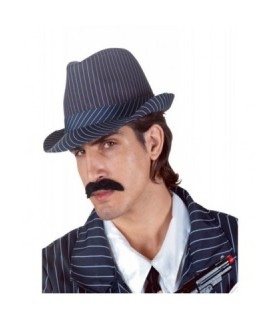 Αξεσουάρ μεταμφίεσης - Καπέλο Μαφίας από το looklike.gr