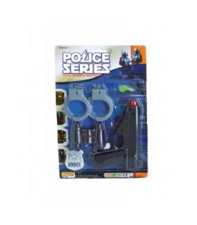Αξεσουάρ μεταμφίεσης - Σετ Οπλα Αστυνομικού από το looklike.gr