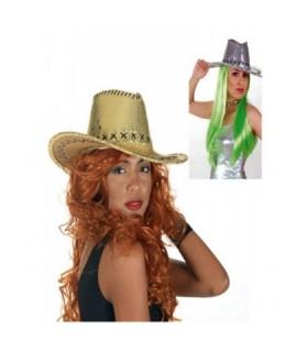 Αξεσουάρ μεταμφίεσης - Καπέλο Κάου Μπόι Με Πούλια από το looklike.gr
