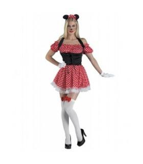 Γυναικία Στολή Minnie Mouse από το looklike.gr