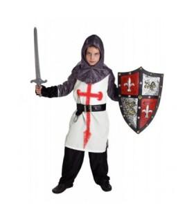 Παιδική Στολή Ιππότης Του Ναού για αγόρια από το looklike.gr