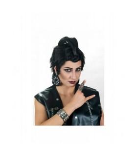 Αξεσουάρ μεταμφίεσης - Σκουλαρίκια Punk από το looklike.gr