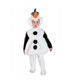 Παιδική Στολή Χιονάνθρωπος για αγόρια από το looklike.gr