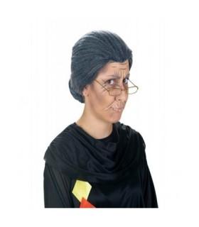 Αξεσουάρ μεταμφίεσης - Περούκα Γιαγιάς από το looklike.gr