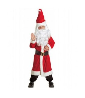 Παιδική Χριστουνιάτικη Στολή Αη - Βασίλης Με Μπότες για αγόρια από το looklike.gr
