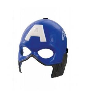 Αξεσουάρ μεταμφίεσης - Πλαστική Μάσκα Captain Hero από το looklike.gr