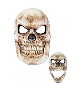 Αξεσουάρ μεταμφίεσης - Μάσκα Σκελετός Με Κίνηση Στο Στόμα από το looklike.gr
