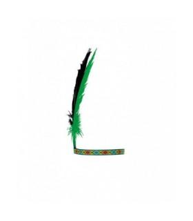 Αξεσουάρ μεταμφίεσης - Αξεσουάρ Κεφαλιού Ινδιάνου Με Φτερά από το looklike.gr