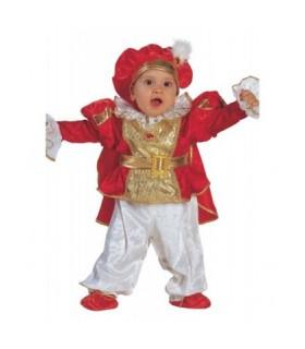 Στολή Bebe Βασιλόπουλο (Κόκκινο) για μωρά μέχρι 24 μηνών από το looklike.gr