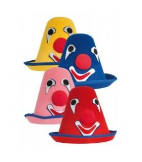 Αξεσουάρ μεταμφίεσης - Καπέλο Κλόουν από το looklike.gr