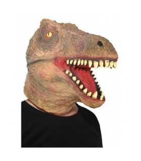 Αξεσουάρ μεταμφίεσης - Μάσκα Latex Δεινόσαυρος από το looklike.gr