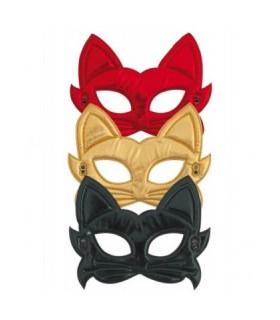 Αξεσουάρ μεταμφίεσης - Μάσκες Ματιών Γάτας από το looklike.gr
