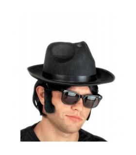 Αξεσουάρ μεταμφίεσης - Γυαλιά Blues Brothers από το looklike.gr