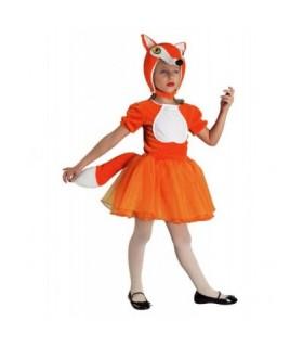 Παιδική Στολή Αλεπουδίτσα για κορίτσια από το looklike.gr