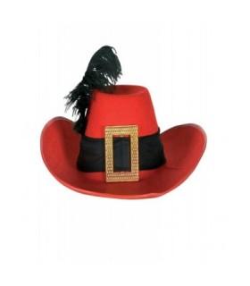 Αξεσουάρ μεταμφίεσης - Παιδικό Καπέλο Σωματοφύλακα Με Φτερό από το looklike.gr