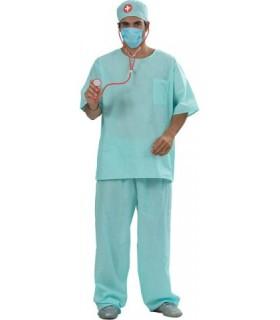 Ανδρική Στολή Γιατρός από το looklike.gr