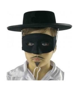 Αξεσουάρ μεταμφίεσης - Παιδικό Καπέλο Ζορό Τσόχινο από το looklike.gr