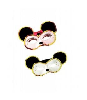 Αξεσουάρ μεταμφίεσης - Μάσκα Ματιών Mickey Mouse - Minnie Mouse από το looklike.gr