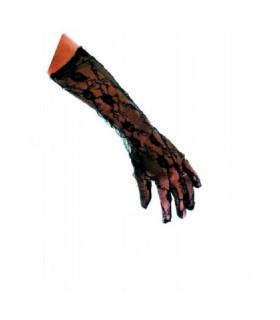 Αξεσουάρ μεταμφίεσης - Μαύρα Γαντια Με Δαντέλα από το looklike.gr
