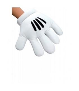 Αξεσουάρ μεταμφίεσης - Γάντια Mickey Mouse από το looklike.gr