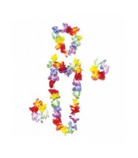 Αξεσουάρ μεταμφίεσης - Σετ Λουλούδια Χαβανέζας από το looklike.gr