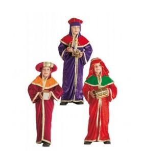 Παιδική Χριστουγεννιάτικη Στολή 3 Μάγοι για αγόρια από το looklike.gr