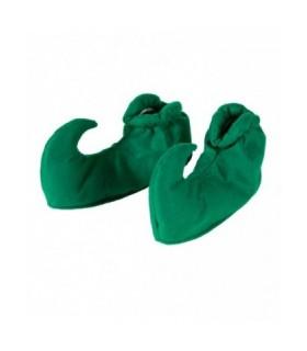 Αξεσουάρ μεταμφίεσης - Παπούτσια Ξωτικού πράσινα
