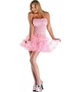 Αποκριάτικη στολή Τσάρλεστον ροζ από το Looklike.gr