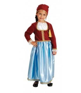 Παραδοσιακή στολή Αμαλία για κορίτσια, οικονομική, διαθέσιμη από το Looklike.gr