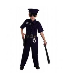 Παιδική Στολή Αστυνομικός για αγόρια από το looklike.gr