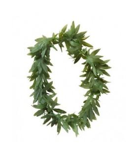 κολιέ πράσινα φύλλα looklike.gr
