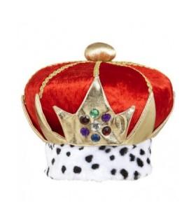 καπέλο βασιλιά από το looklike.gr