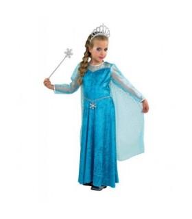 Παιδική Στολή Πριγκίπισσα του Πάγου για κορίτσια από το looklike.gr